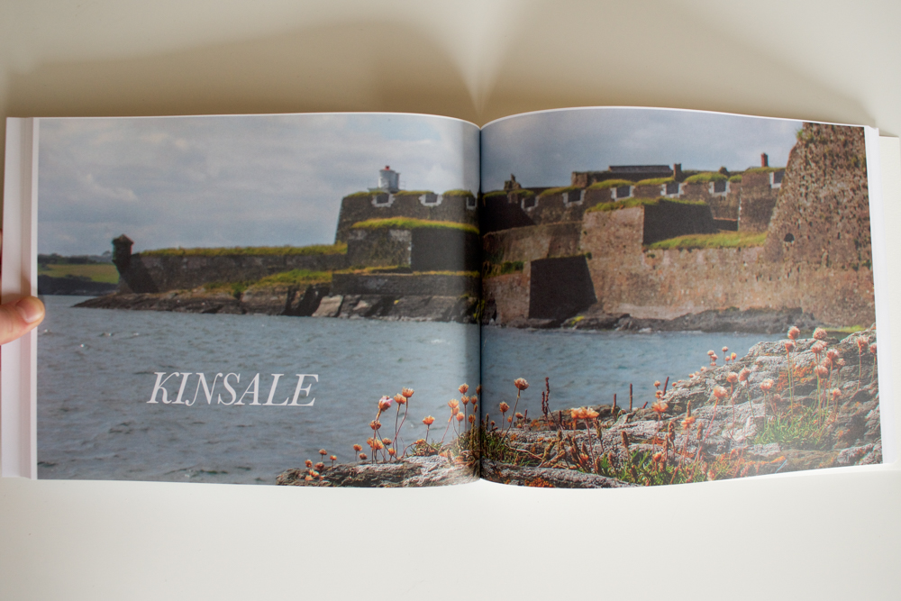 Ireland photo book Kinsale