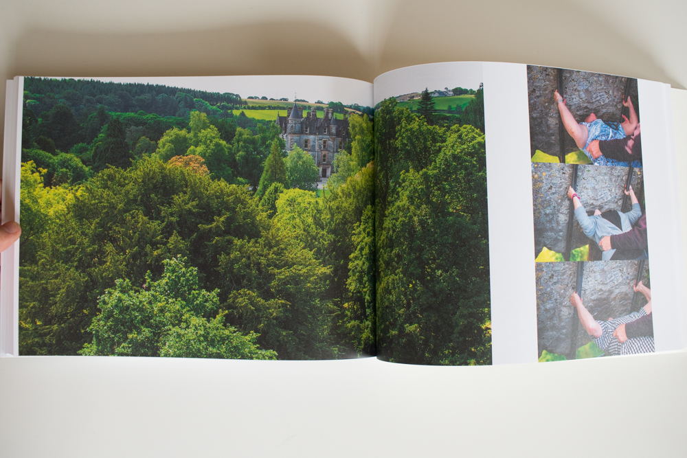 Ireland photo book Blarney
