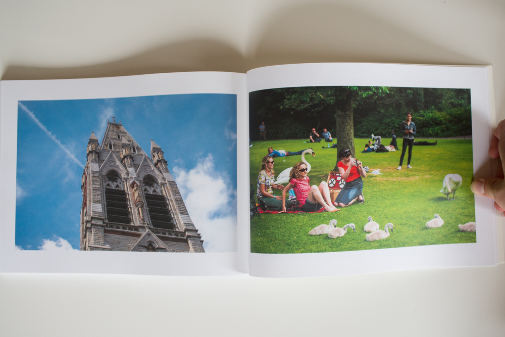 Ireland photo book Dublin
