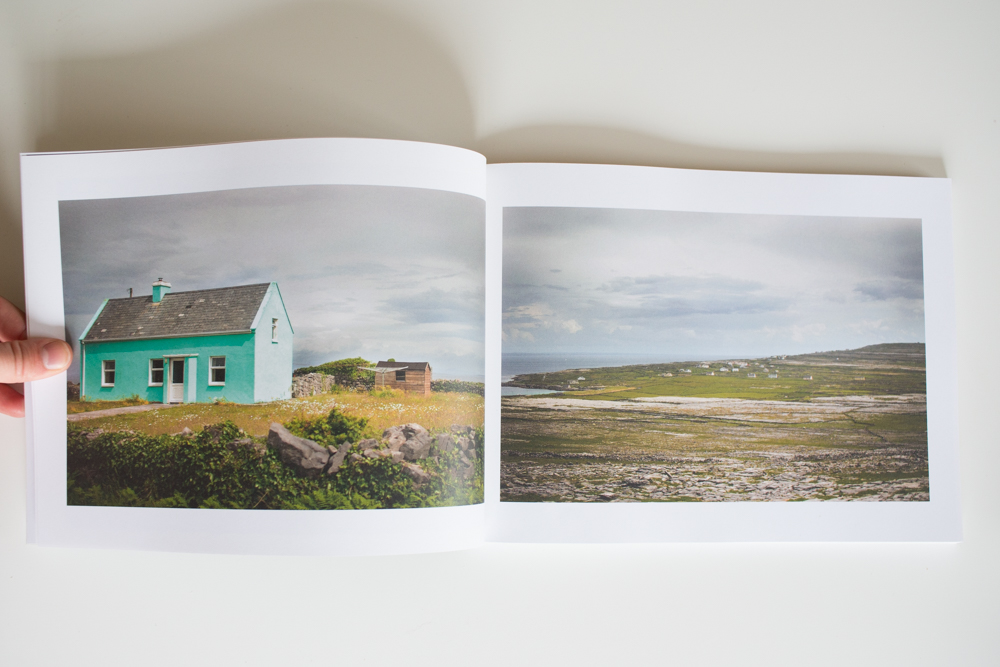 Ireland photo book Inis Mor