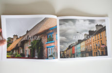 Ireland Photo Book – A Making & Preview Of