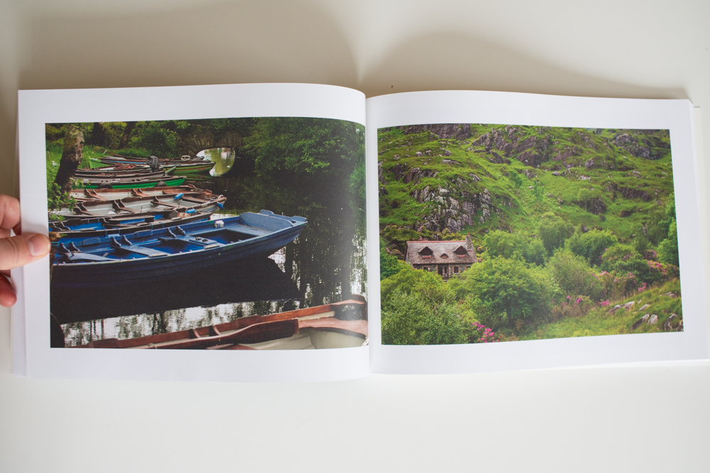 Ireland photo book Gap of Dunloe