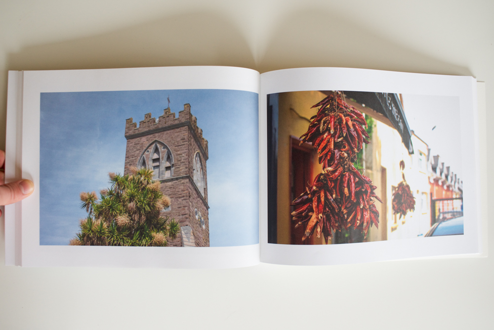 Ireland photo book Dingle