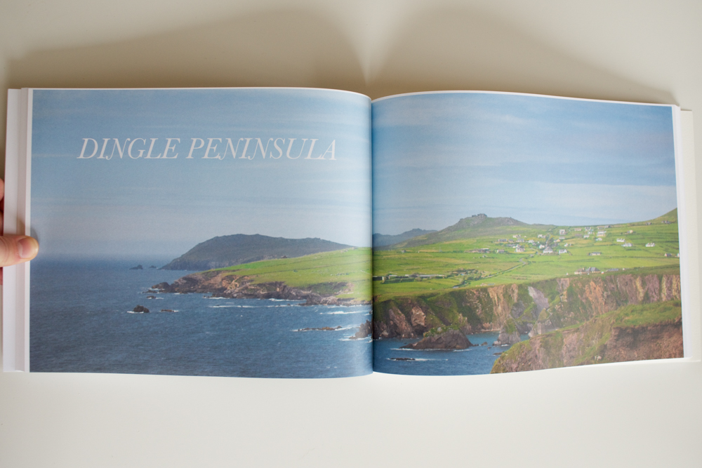 Ireland photo book Dingle Peninsula