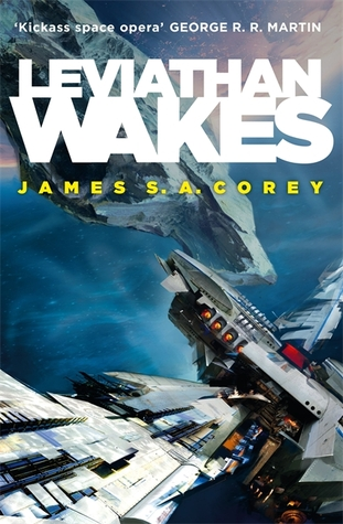 Leviathan Wakes (The Expanse #1) by James S.A. Corey