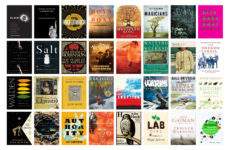 The Books I've Finished: January – June 2016