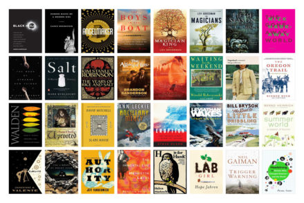 Books Read From January - June 2016