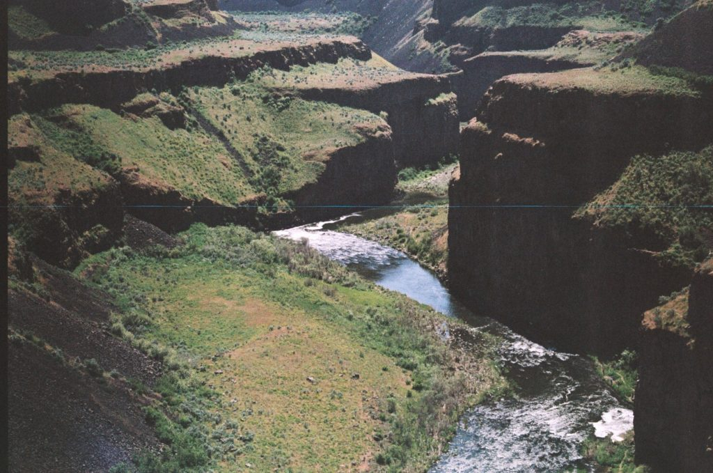 palouse falls washington geology