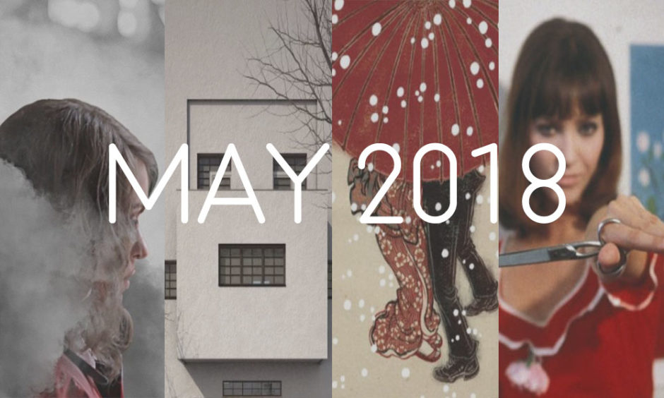 May 2018 Roundup Alex M. Anderson