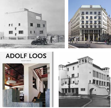 Adolf Loos Building Architecture